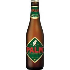 Пиво ПАЛМ темное фильтрованное пастеризованное 0,33 л. х 24 ст.бут. 5,2 % / PALM / Бельгия