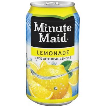 Напиток б/алк Minute Maid Lemonade 0,355 x 12 ж/б (США)