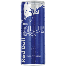 Напиток энерг. Ред Булл Blue Edition с Черникой 0,355 x 24 шт./Red Bull