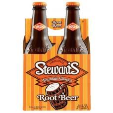 Напиток б/алк Stewart`s Root Beer 0,355 х 24 стекл.бут (США)