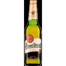 Пиво Пилснер Урквелл светлое 4,4% 0,5 x15 бут. / Pilsner Urquell / Чехия состав:вода, ячменный солод, хмель
