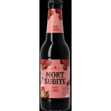 Пивной напиток Морт Сюбите Крик Ламбик 0,25 л. х 12 ст.бут. алк.4,0 %/ MORT SUBITE KRIEK LAMBIC