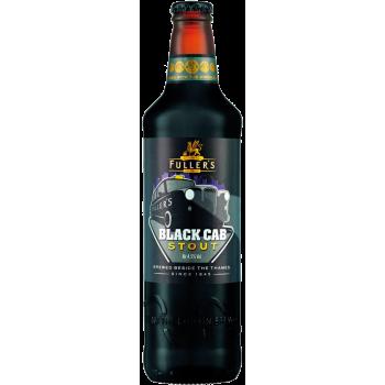 Пиво Фуллерс БЛЭК КЭБ СТАУТ тёмное 4,5 % 0,5 x 12 ст.бут/ FULLERS BLACK CAB STOUT