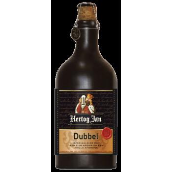 "Пиво Герцог Ян ""ДЮББЕЛЬ"" алк.7,3 % тёмное н/ф 0,5 x 8 бут./Нидерланды"