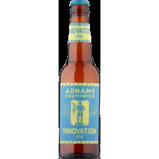 Пиво Аднамс Инновейшн АйПиЭй светлое пастериз. фильтр. 0,33 x 12бут. 6,7 % / Adnams Innovation IPA