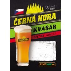 Пиво Черна Гора Квасар светлое фильтр. пастериз. 5,7% 30л / ПЭТ-КЕГ тип S/ Cerna Hora Kvasar / Чехия