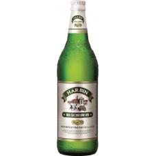 Пиво Харбин ПРЕМИУМ 5,5% 0,61 х 12 ст.бут. / Китай