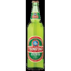 Пиво Циндао светлое 4,7% 0,64 х 12 ст.бут. / Китай