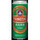 Пиво Циндао светлое 4,7% 0,5 х 24 (БАНКА) / Китай