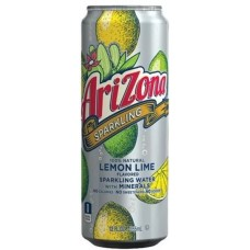 Напиток ARIZONA SPARKLING LEMON LIME 0,355 x 8 ж/б (США)