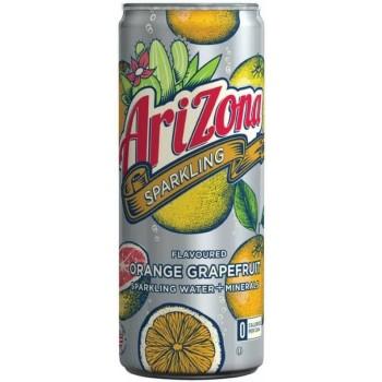 Напиток ARIZONA SPARKLING ORANGE GRAPEFRUIT 0,355 x 8 ж/б (США)