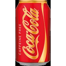 Кока Кола Кофе Фри 0,355 х 12, ж/б, (США)