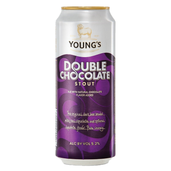 Пивной напиток Дабл Чоколэт Стаут 0,44 x 24 БАНКА. 5,2 % / Double Chocolate Stouot