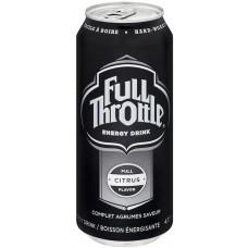 Газированный напиток энергитический б/а FULL THROTTLE 0,473x24 бан.