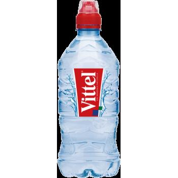 Вода Виттель 0.75х6 пл. бут/Vittel Sport Cap