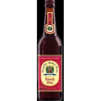 Пиво Клостерброй Кирш-Бир Вишнёвое тёмное 4,8 % 0,5 x 20 бут./ Kirsch-Bier