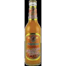 """Пивной напиток Дингслебенер """"Облепиховый"""" нефильтрованный 0,33 x 24 ст.бут алк.4,7%"""