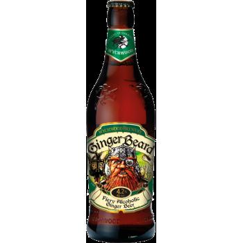 Пиво Джинджа Биад (Имбирное) 4,2 % 0,5 x 8 бут./Ginger Beard