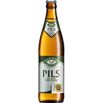 Пиво Grieskirchner Pils светлое 0,5л. алк. 4,8%