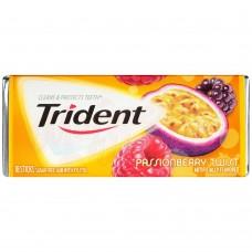 Жев. резинка Trident Passionberry Twist 1 x 12 шт. (блок) / США