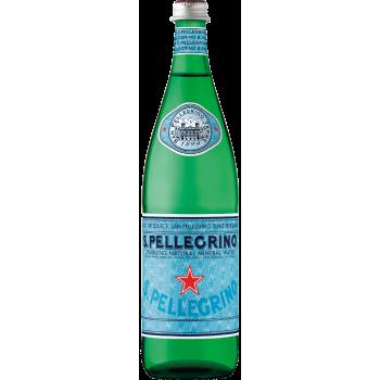 Вода Сан Пеллегрино 0,75x15 ст.бут/San Pellegrino