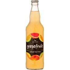 Пивной напиток Vilniaus Grapefruit (Вильнюс Грейпфрут) нефильтрованное пастеризованное 0,5 л x 8 cт.бут.