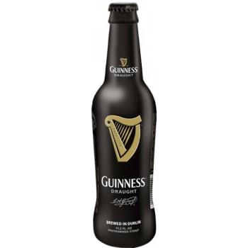 Пиво Гиннесс Драфт 4,2% 0,33 x 24 ст.бут./Guinness