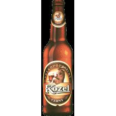 Пиво Козел тёмное 3,8% 0,5x20 бут./Velkopopovicky Kozel Dark