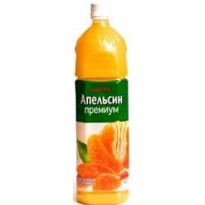 Лотте Сок фруктовый Апельсиновый неосветленный 1,5 x 6 ПЭТ /Корея