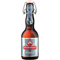 Пиво BOHRINGER Edelmarzen (Бохрингер Эдельмёрцен) светлое 0.33 х 20 ст.бут. алк. 5,9%