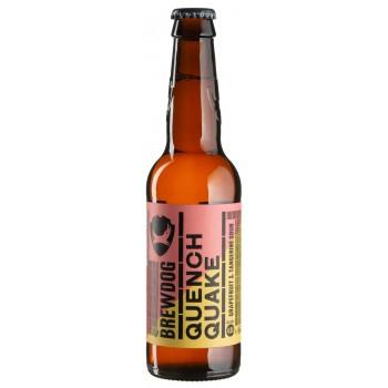 Пивной напиток BrewDog Quench Quake (БрюДог Куэнч Куэйк) 0,33 л х 12 ст.бут.