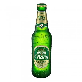 Пиво Chang Classic (ЧАНГ классик) светлое 0,32 л х 24 ст.бут.
