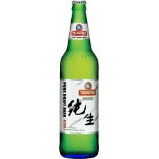 Пиво Tsingtao Pure Draft (Циндао Драфт) светлое 0,64 л х 12 ст.бут.