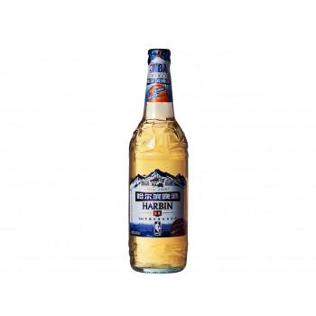 Пиво Harbin Ice (Харбин Ледяное) светлое 0,5 л х 12 ст.бут.