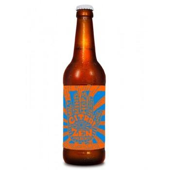 Пиво Jaws Brewery Citraizen (Джоус Бревери Цитрайзен) светлое фильтрованное непастеризованное 0,5 л х 20 ст.бут.