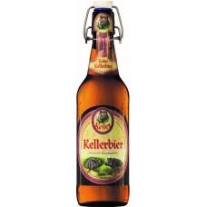 Пиво Keiler Kellerbier (Кайлер Келлербир) светлое 0.5 х 20 ст.бут. алк. 5.2%