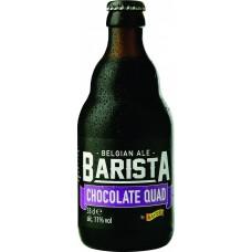 Пиво Van Honsebrouck Barista Chocolate Quad (Ван хонзебрук Бариста Шоколад Квад) пастеризованное нефильтрованное темное 0,33 л х 24 ст.бут.