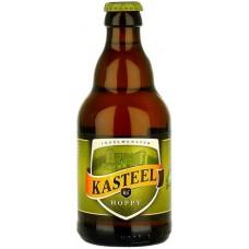 Пиво Van Honsebrouck Kasteel Hoppy (Ван Хонзебрук Кастил Хоппи) пастеризованное нефильтрованное светлое 0,33 л х 24 ст.бут. алк.6,5%