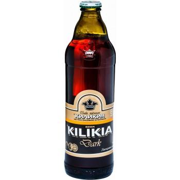Пиво KILIKIA Dark (КИЛИКИЯ ТЁМНОЕ) тёмное фильтрованное пастеризованное 0,5 л x 20 ст.бут.