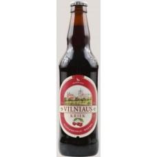 Пивной напиток Vilniaus Kriek (Вильнюс Крик)/ алк. 4,5% 0,5 x 8 cт. бут /Литва