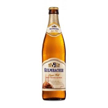 Пиво Кулмбахер Лагер Хелл светлое 4.9% 0,5 x20 бут.