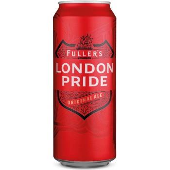 Пиво FULLERS LONDON PRIDE (Фуллерс ЛОНДОН ПРАЙД) тёмное 4,7 % 0,5 x 24 ж/б