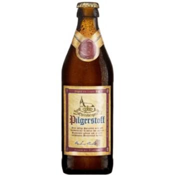 Пиво PILGERSTOFF (ПИЛГЕРСТОФФ) светлое фильтрованное 0,5 л х 20 ст.бут.