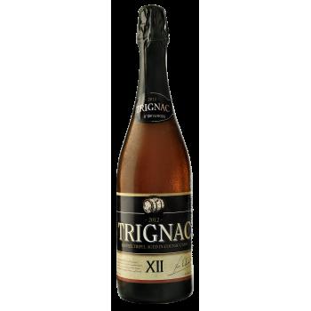 Пиво Van Honsebrouck Trignac XII (Ван Хонзебрук Триньяк 12) пастеризованное нефильтрованное светлое 0,75 л х 6 ст.бут.