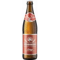 Пиво BOHRINGER Urtyp (Бохрингер Уртюп) светлое 0.5 х 20 ст.бут. алк. 5,1%