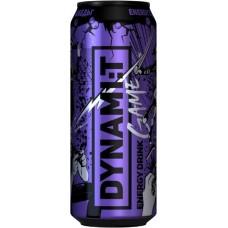 Газированный напиток энергитический б/а DYNAMI:T GAME energy drink 0,45 л x 24 ж/б
