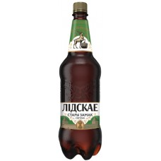 Пиво Старый замок свет.паст 6,2% 1,5 л. x 6 ПЭТ, Лидское пиво