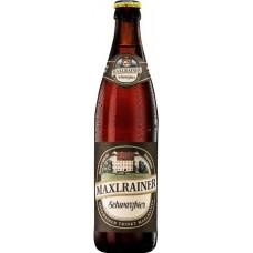 Пиво Maxlrainer Schwarzbier (Макслрэйнэр Шварцбир) темное 0,5 л х 20 ст.бут. алк. 5,0%