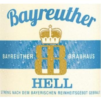 Пиво Байротер Хель (Bayreuther Hell) алк. 4,9 % КЕГ 30 л.