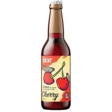 Медовуха яблочная ФЁST Cherry (Фест с Вишней) 0,5 л х 6 ст.бут.